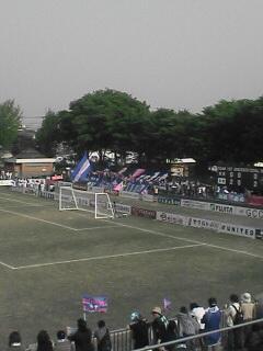群馬縣立敷島公園足球纜球場