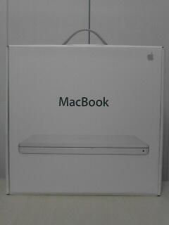 Mac Bookがやって来た