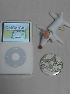 奈良美智 on iPod