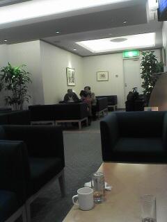 我在關西國際機場