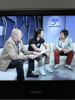 「nakata.net TV」第1回(笑)