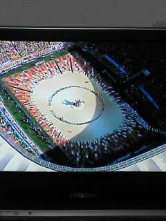 ワールドカップ開幕